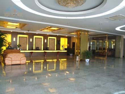 秦皇岛广顺大酒店一楼大堂