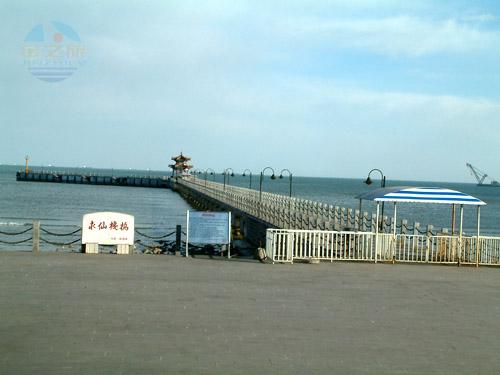 秦皇岛栈桥